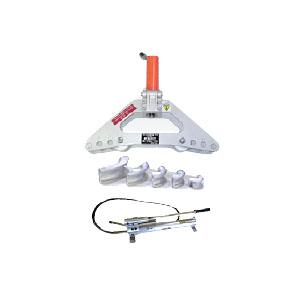 西田製作所 NC-PB-G1-HP 油圧ガス管ベンダー 手動ポンプセット