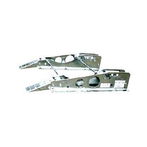 西田製作所 電線ドラムローラー NC-DR-1150 鋼板セパレーツ式 【在庫有り】【あす楽】