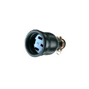 明工社 MC2623 防水コネクターボデー 30A 250V 接地3P 販売入数:10個