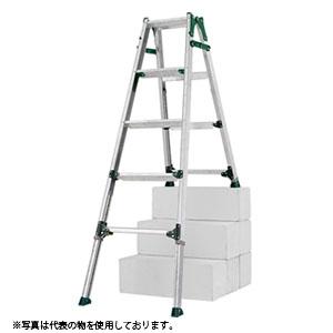 ALINCO(アルインコ) 階段用伸縮式アルミ兼用脚立 PRH-1215FX [配送制限商品]