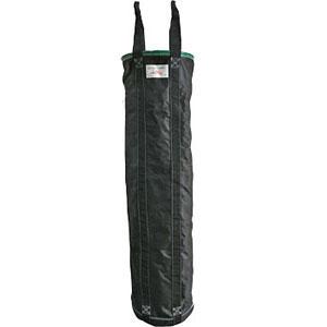 欠品中:2019年9月上旬頃予定 アラオ 荷揚用吊下げ袋 リフトバッグ Lサイズ(ラージ) φ350×1400mm