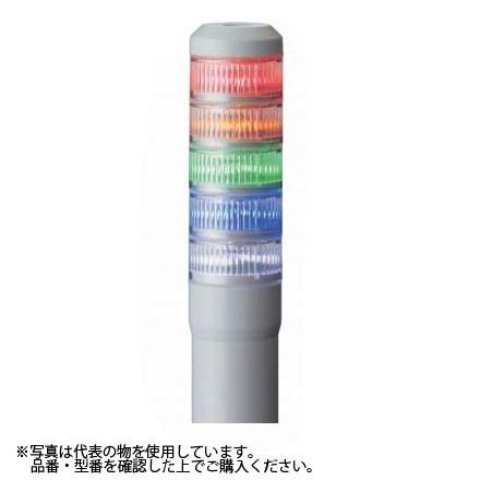 デジタル(旧アロー) AUS-24-4 積層式LED表示灯 φ30 4段赤黄緑青 24V
