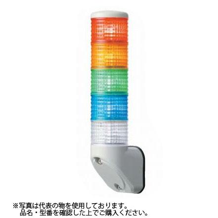 デジタル(旧アロー) LEML-24-5 積層式LED表示灯 φ60 5段赤黄緑青白 24V 点灯 ブザー無 (ロング)