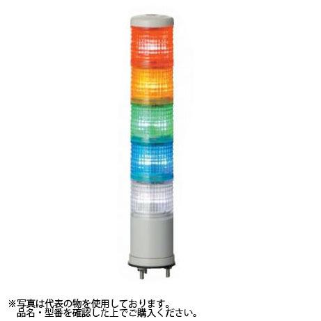 デジタル(旧アロー) LOUG-24-3 積層式LED表示灯 φ40 3段赤黄緑 24V ブザー無