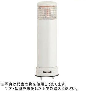 デジタル(旧アロー) REMG-24-4 一灯多色式LED表示灯 φ60 4色表示(赤黄緑青) 24V ブザー無 (ロング) 赤黄緑青