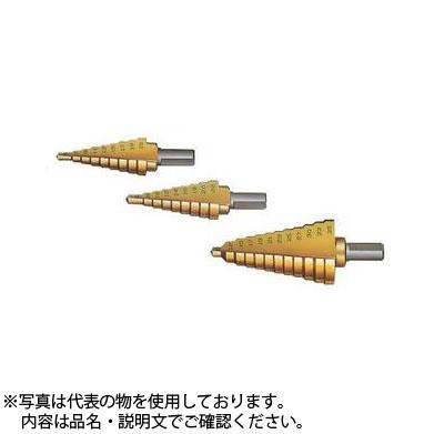 OMI(オーエムアイ) TK635G タケノコドリル・ゴールド 穴開け径:6~35mm シャンク:10mm
