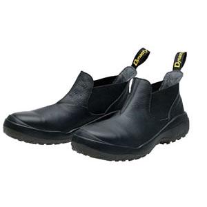 ドンケル ウレタン2層底安全靴 ダイナスティコンフォート DC807 サイドゴム/中編上靴