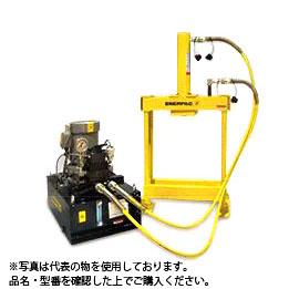 ENERPAC(エナパック) 4柱プレスフレームシリンダ付 (RC100kN単動型ST55mm) A-258-RC102 [大型・重量物]