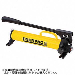 ENERPAC(エナパック) 複動シリンダ用手動ポンプ (スチール70MPa 2段スピード) P-84 [大型・重量物]