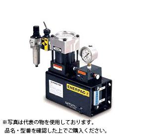 ENERPAC(エナパック) エアハイドロポンプ (65倍 有効油量1.7L 複動シリンダ用) PA07S2-06502 [大型・重量物]