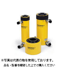 ENERPAC(エナパック) 複動センターホールシリンダ (1429kN×203mm) RRH-1508 [大型・重量物]