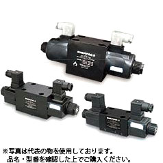 ENERPAC(エナパック) 積層型電磁弁 (単相200V 40L/min Aポートブロック) VR4-A-200-40 [大型・重量物]