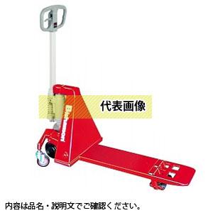 ビシャモン(スギヤス) ハンドパレットトラック 一本フォークタイプ J-BM08SS-1F 最大積載能力:800kg [配送制限商品]
