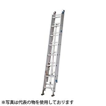 長谷川工業 アルミ製 3連はしご HE3 2.0-60 [個人宅配送不可]