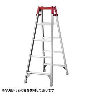 長谷川工業 アルミ製 はしご兼用脚立 RA-09 [個人宅配送不可]