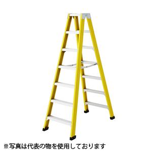 長谷川工業 FRP製電工用専用脚立 RGF1.0-21 [個人宅配送不可]