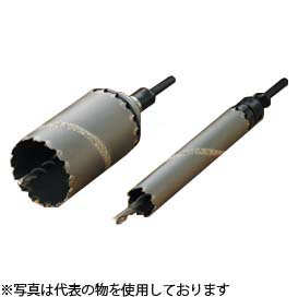 ハウスBM ドラゴンリョ-バコアドリル(回転・振動兼用) フルセット 100φ DRC-100