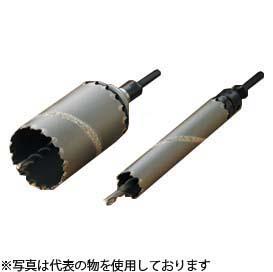 ハウスBM ドラゴンリョ-バコアドリル(回転・振動兼用) フルセット 80φ DRC-80