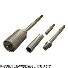 ハウスBM ハンマーコアドリル(打撃・回転用)(ハンマードリル用) フルセット 100φ HCF-100