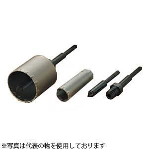 ハウスBM インパクトコアドリル(打撃・回転用) フルセット 110φ HRC-110