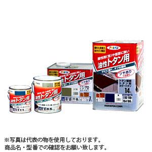 アサヒペン 油性トタン用 オーシャンブルー 14L :AP1715