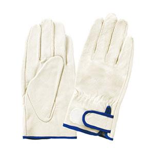 富士グローブ 皮手袋 豚皮レインジャー型 アテなし EX-232 Lサイズ[5912] 1箱120双セット :FG0021