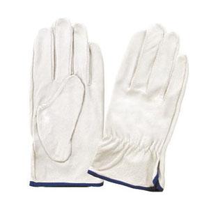 富士グローブ 皮手袋 豚皮手首シボリ EX-235 Lサイズ[5915] 1箱120双セット :FG0023
