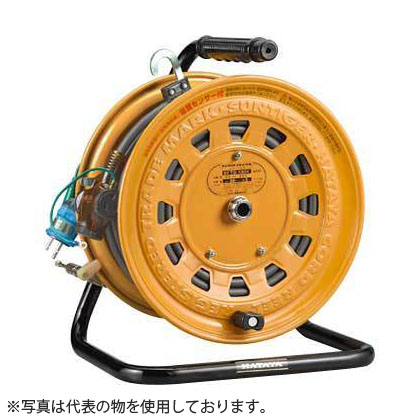 ハタヤ サンタイガーテモートリール TG-130K 30mコードリール 温度センサー・接地付