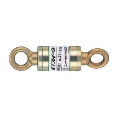 コンドーテック ワイヤーロープ用ベアリングスイベル 普及型 KSS-105 使用荷重:5.0tf
