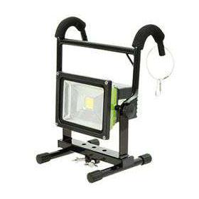 日動工業 バッテリー着脱式 LEDハンガーチャージライト 20W BAT-HRE20W-MS 充電式LEDライト 6000k(昼光色)