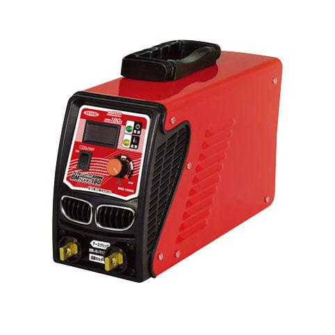 日動工業 200V専用デジタルインバーター直流溶接機 BM2-180DA 溶接電流:180A【在庫有り】【あす楽】