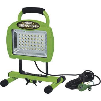 日動工業 LEDパワーライト LEN-20W-40PMS 20W 昼白色 6000K