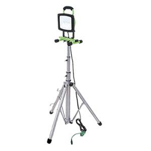 サンピース(SPJR) LED投光器 LEDパワーライト LEN-30SL-3ME-SP AC100V 30W 三脚付 日動工業製【在庫有り】