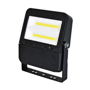 日動工業 常設用LED照明 フラットライト 75Wタイプ LJS-F75D-BK-50K ボディーカラー:黒 100V/200V兼用 昼白色