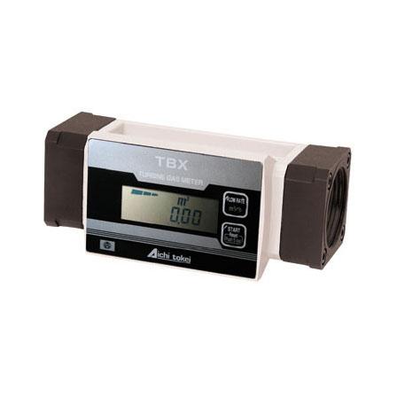 愛知時計電機 管理用タービンメーター TBX100F(L) :10420
