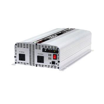 日動工業 正弦波インバーター R-1000N-B (DC24⇒AC100V/60Hz) MAX1000W出力