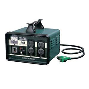 日動工業 低圧24V用降圧トランス 屋内型 STB-EK100DS (AC100V⇒AC24V) <連続定格>
