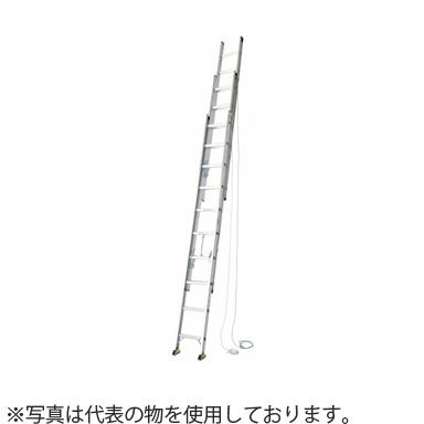 ピカ(Pica) アルミ製 3連はしご スーパーコスモス 3CSM-77 縮長:3.61m [個人宅配送不可]