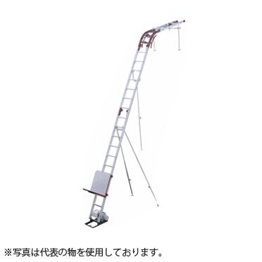 ピカ(Pica) アルミ製多目的荷揚げ機 (瓦揚げ機) GL6S-W950V [大型・重量物]