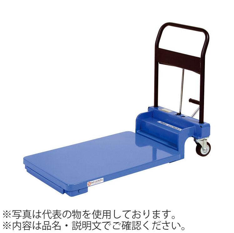 海外最新 をくだ屋技研(O.P.K) 手動式リフトテーブル キャデ 低床型 LT-H200L-6 [配送制限商品]:セミプロDIY店ファースト-DIY・工具
