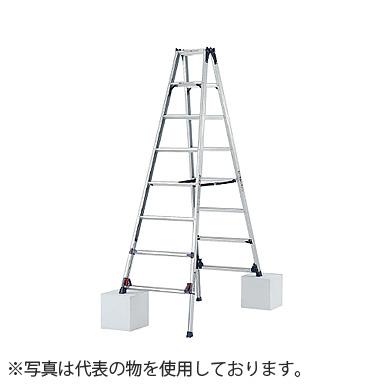 【期間限定 1月末迄】 ピカ(Pica) アルミ伸縮専用脚立 KS-270A  [大型・重量物]