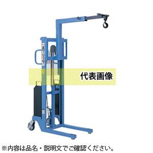 をくだ屋技研(O.P.K) 軽荷重用 ミニジブクレーン型パワーリフター PL-H350-12G [配送制限商品]