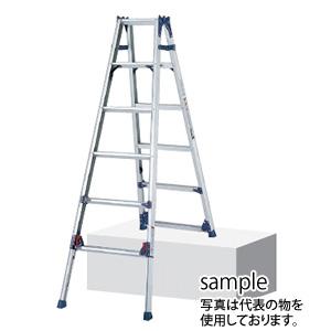 ピカ(Pica) アルミ伸縮脚立(はしご兼用) SCL-180A 2台セット [大型・重量物]