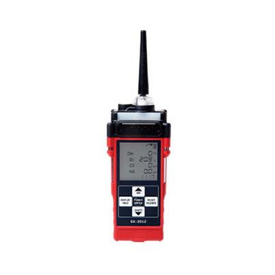 華麗 理研計器 理研計器 GX-2012GT(TYPE-Dリチウムイオン電池付) リークチェックモード搭載(可燃性ガス) CH4(メタン)検知仕様ポータブルマルチガスモニター, 住まいるライト:175512b9 --- adaclinik.com