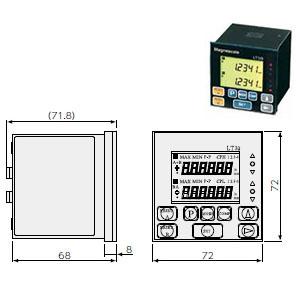 マグネスケール LT30-1GB デジタルゲージ表示ユニット