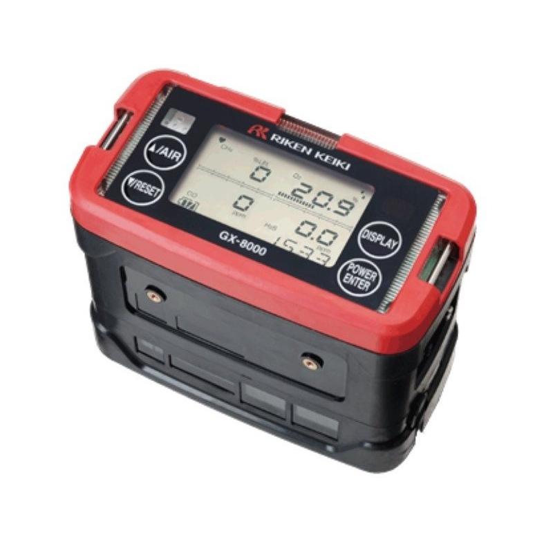 理研計器 GX-8000(TYPE-A) CH4(メタン)検知仕様ポータブルガスモニター