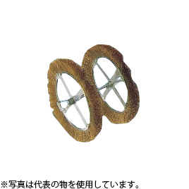 サンコウ電子 WB-200A 丸形ブラシ電極 200A用 φ207