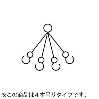 <title>オールラウンドタイプ WEB限定 大洋製器 ワイヤスリング 4本吊 3.2t×14mm×1.5m 品番:1011702</title>