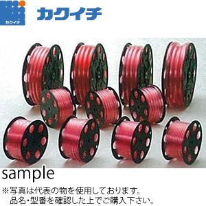 カクイチ 燃料ホース ドラム巻 3mm×6mm 100m :KI2533