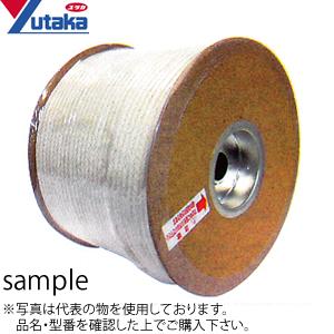 ユタカメイク 綿金剛打ちドラム巻ロープ RCX-5 φ9mm×150m :YM2046